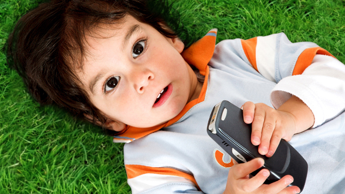 Toddlers Technology