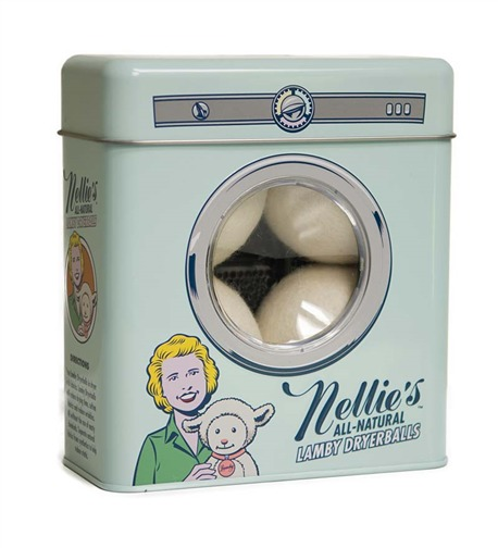 Nellie's Lamby Dryerballs Pure Living