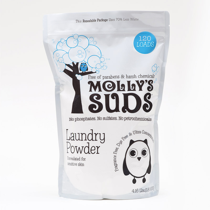 Molly's Suds Laundry Powder 120 Loads
