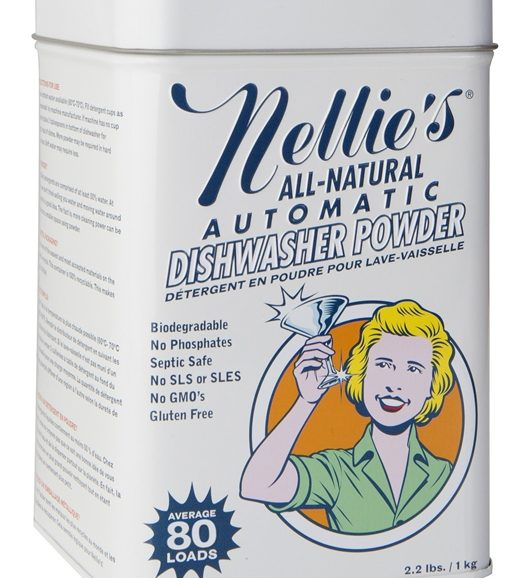 nellie's dishwasher powder