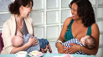 breastfeeding parabens