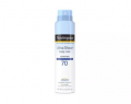 Johnson & Johnson is recalling five of its aerosol sunscreen products. Above, images of Neutrogena Ultra Sheer aerosol sunscreen, one of the recalled products. (Image credit: Neutrogena/Johnson & Johnson)